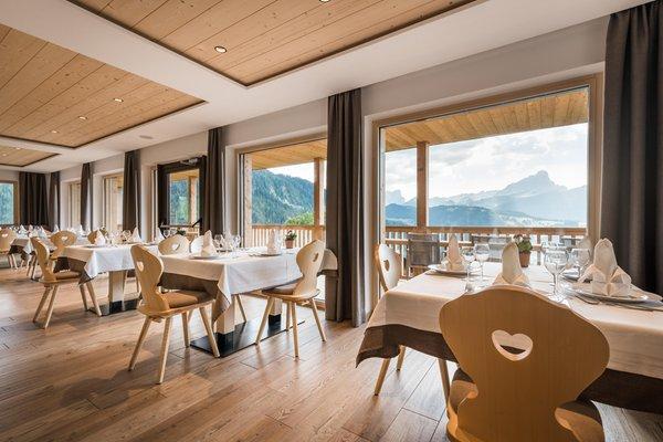 Il ristorante La Val Ciurnadú