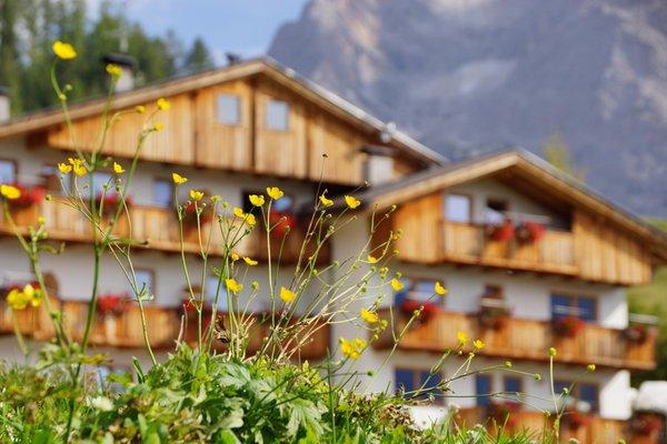 Foto esterno in estate Ciurnadú