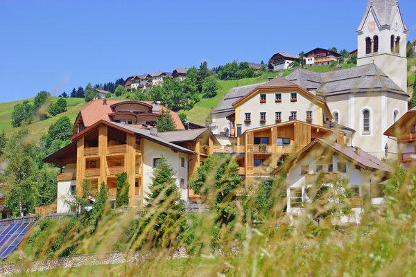 La posizione Hotel La Palsa La Val