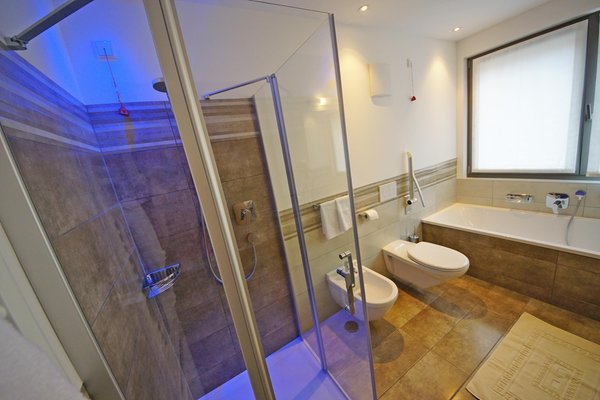 Foto del bagno Hotel La Palsa