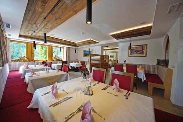 Il ristorante La Val La Palsa