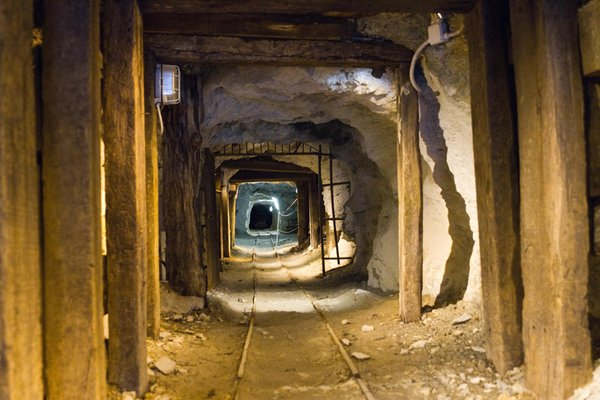 Presentation Photo Bagnada Mine Museum