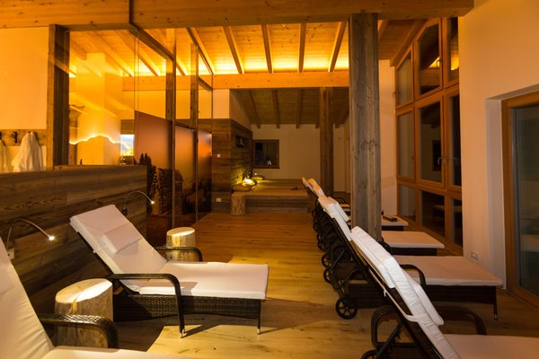 Photo of the wellness area Hotel Alcialc