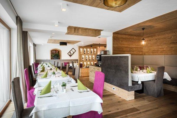 Il ristorante La Val Alcialc