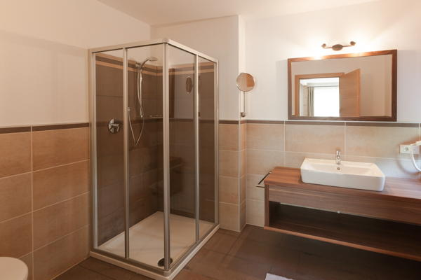 Foto del bagno Hotel Alcialc