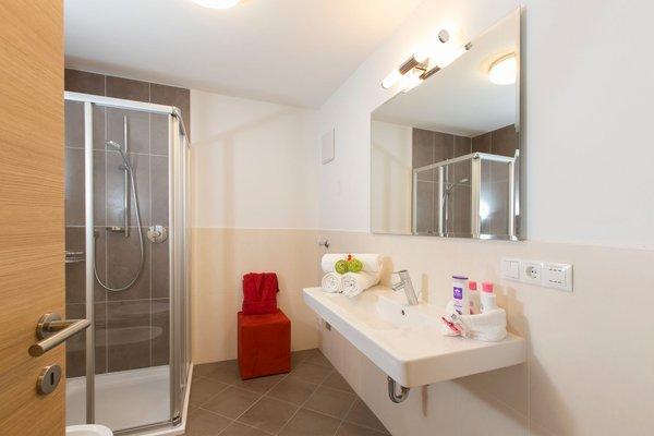 Foto del bagno Alpenblick Apartements