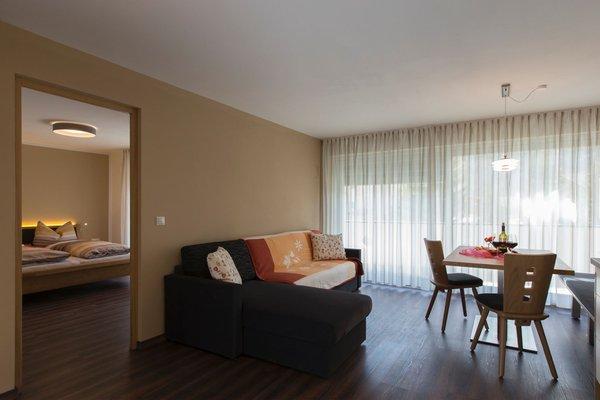 La zona giorno Alpenblick Apartements - Appartamenti 3 soli