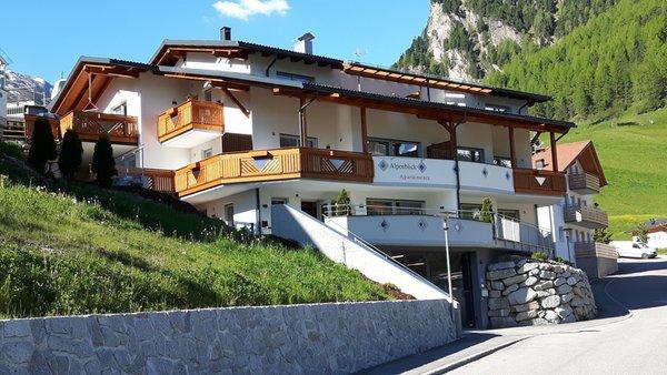 Foto estiva di presentazione Alpenblick Apartements - Appartamenti 3 soli