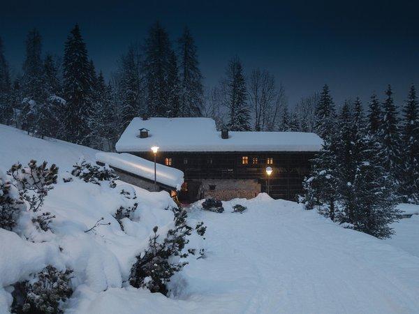 Foto invernale di presentazione Chalet Rikhelan