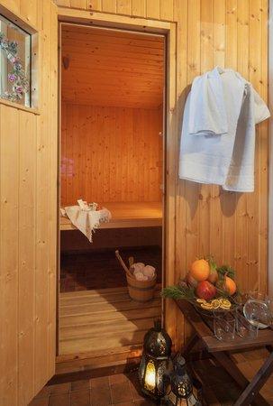Foto der Sauna Sauris