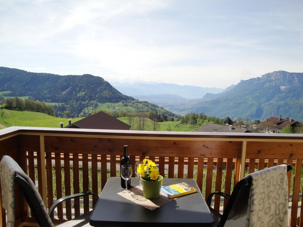 Foto vom Balkon Haus Sonnschein