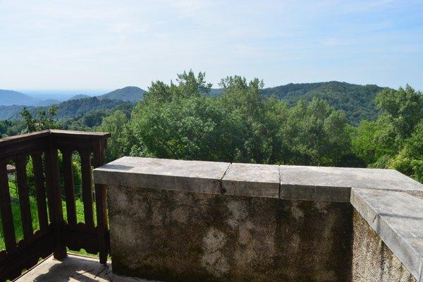 Foto del balcone Balcone sul Friuli