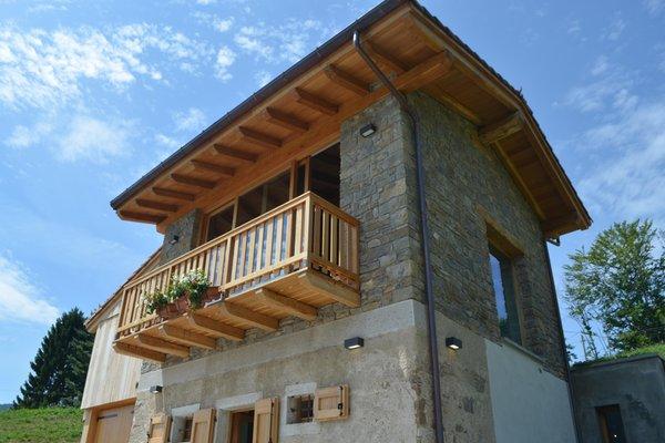 Foto esterno in estate Balcone sul Friuli