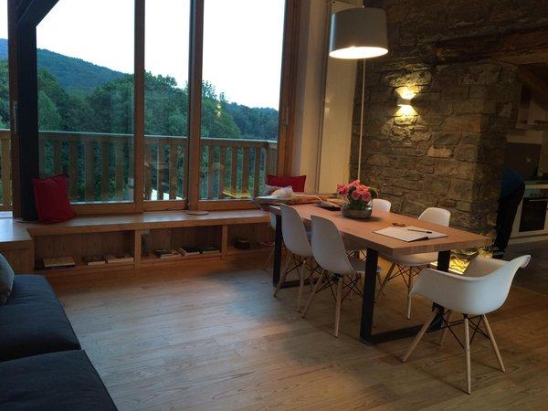 Il salotto Albergo diffuso Balcone sul Friuli