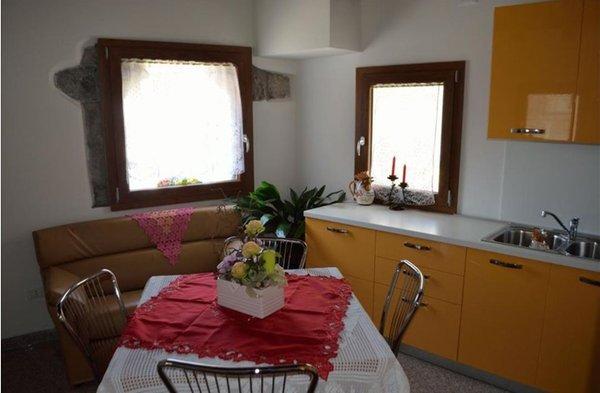 Foto della cucina Mandi