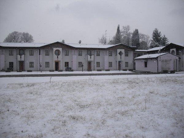 Foto invernale di presentazione Hotel + Residence Tower