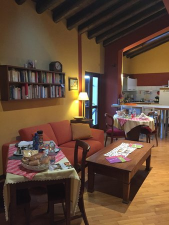 La colazione Bed & Breakfast Villa Orsolina