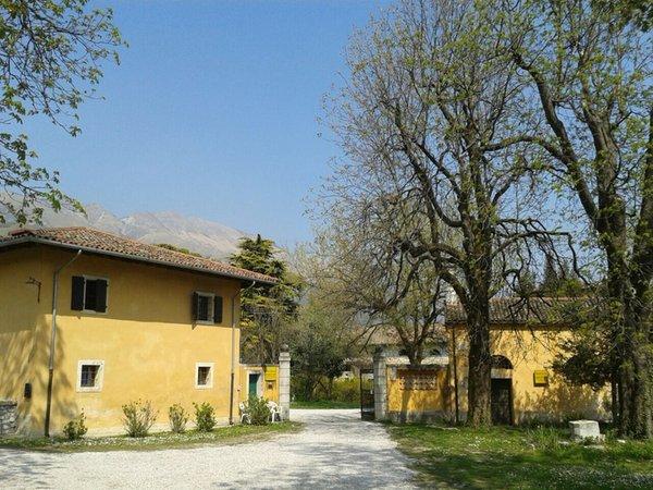 Foto estiva di presentazione Bed & Breakfast Villa Orsolina