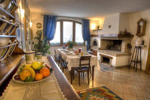 Foto della cucina Alla Cianisela