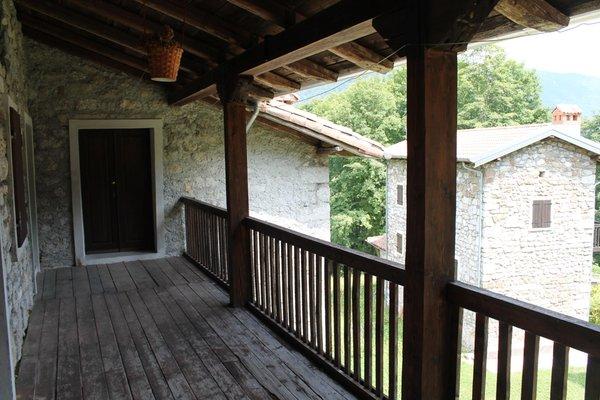 Foto del balcone Appartamenti Arzinotur