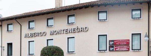 Foto estiva di presentazione Hotel Montenegro