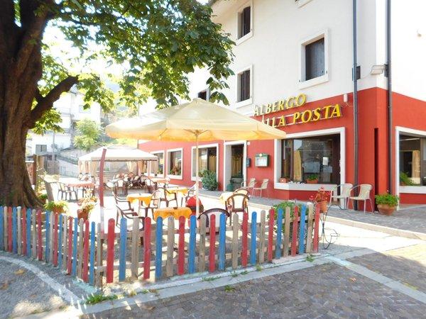 Summer presentation photo Hotel Alla Posta