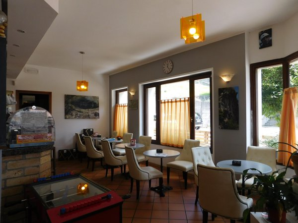 The common areas Hotel Alla Posta