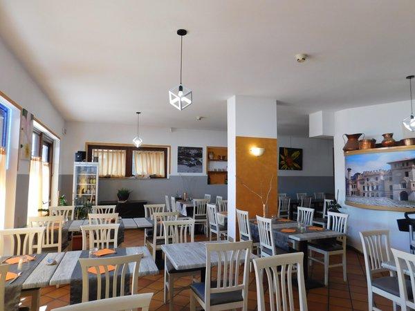 The restaurant Vito d'Asio (Piancavallo and Friulian Dolomites) Alla Posta