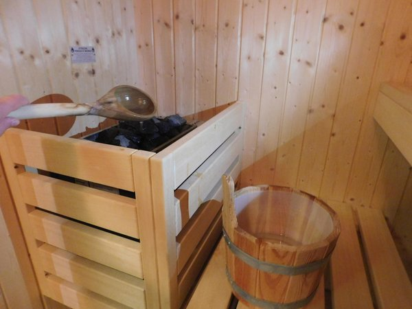 Photo of the sauna Vito d'Asio