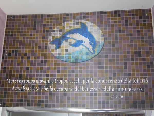 Photo of the wellness area Hotel Alla Posta