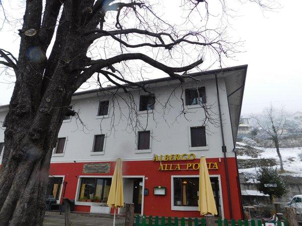 Winter presentation photo Hotel Alla Posta