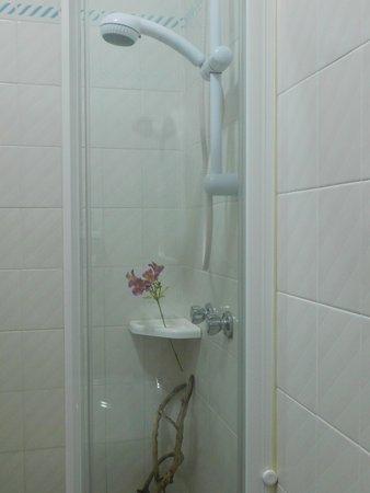 Photo of the bathroom Hotel Alla Posta