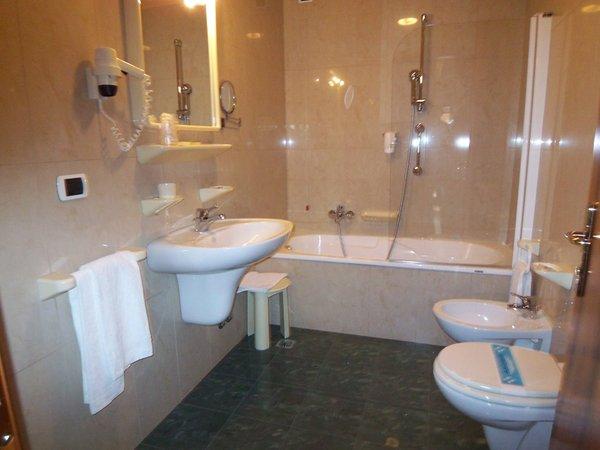 Foto del bagno Hotel Al Giardino