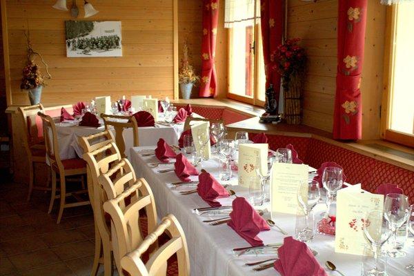 The restaurant Valdisotto (Bormio and surroundings) Al Teléir