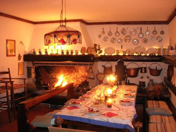 Le parti comuni Bed & Breakfast Villa Margherita