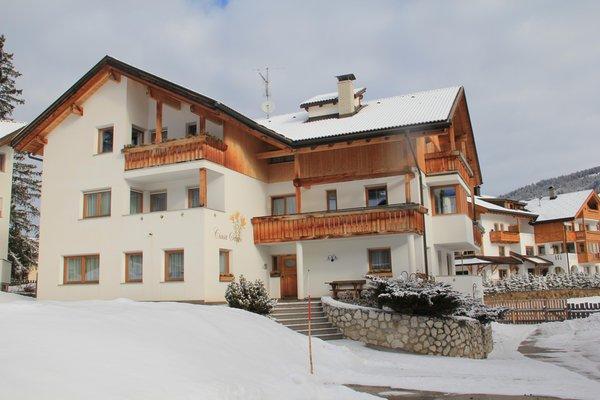 Winter presentation photo Apartments Ciasa Sanvi