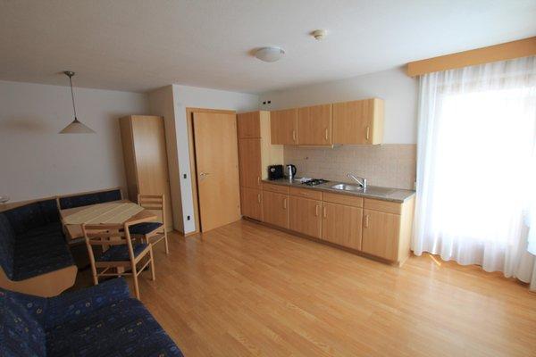 Photo of the kitchen Ciasa Sanvi