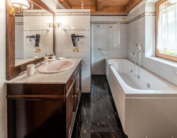 Foto del bagno Appartamento Brigadoi