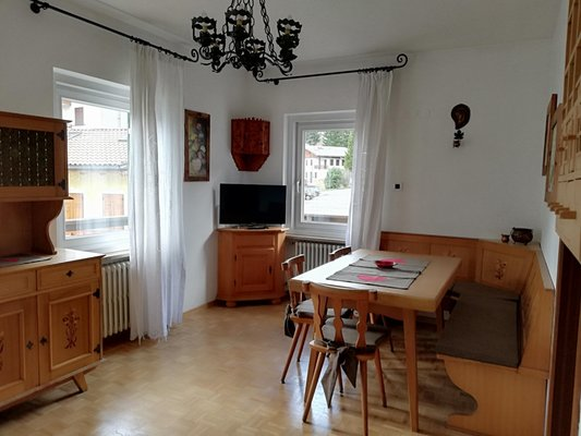 Foto della cucina Casa Moena