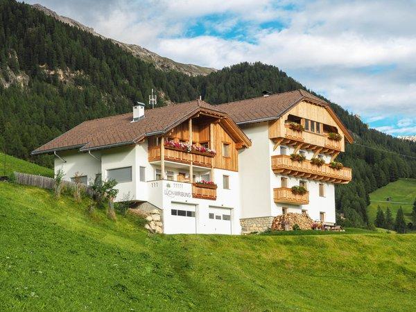 Foto estiva di presentazione Appartamenti Miribunghof