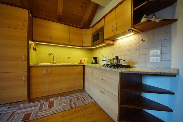 Foto della cucina Appartamenti Miribunghof