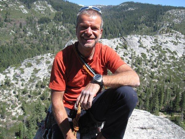 Foto di presentazione Guida alpina Guido Candolini