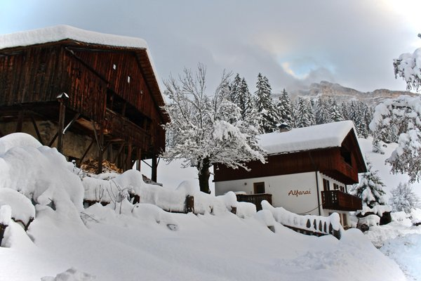 Winter presentation photo Apartment Maso Alfarëi