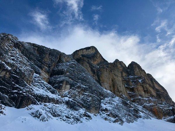 Photo gallery Badia - San Leonardo winter