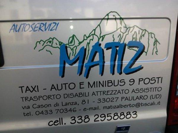 Logo Matiz Alberto
