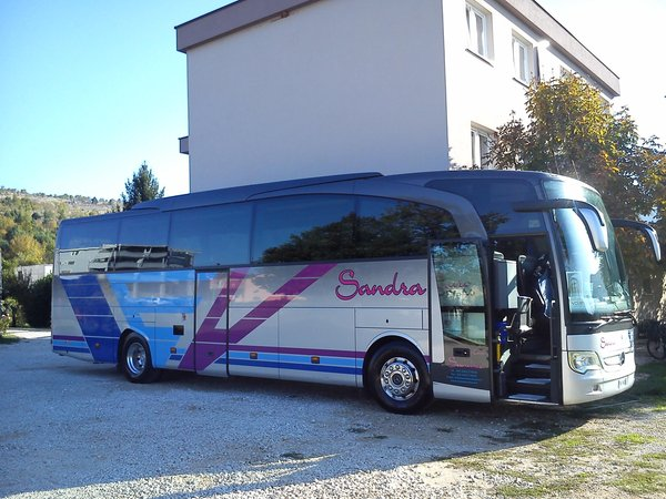 Foto di presentazione Sandra Euro Tours - Taxi e bus