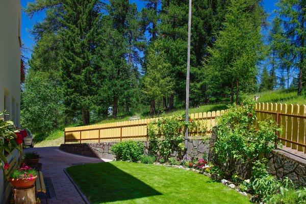 Foto del giardino Obereggen