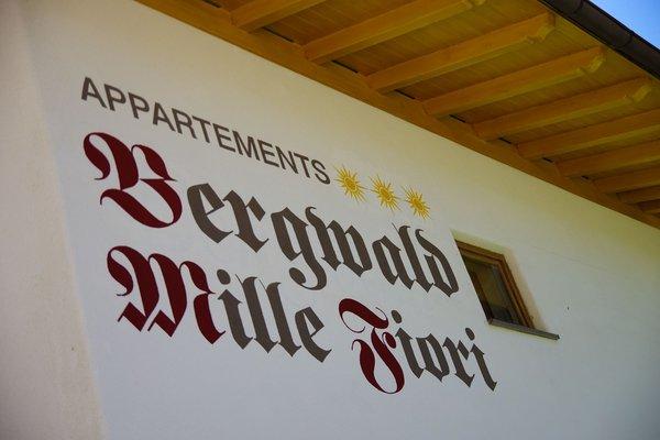 Logo Bergwald Mille Fiori