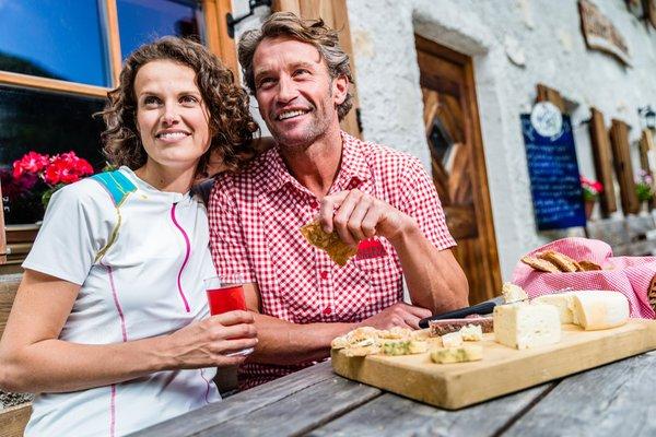 Rezepte und Gourmet-Gerichte Monte Cavallo / Rosskopf