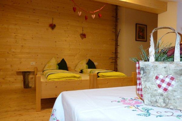 Foto della camera Rifugio-Hotel Lyfi Alm